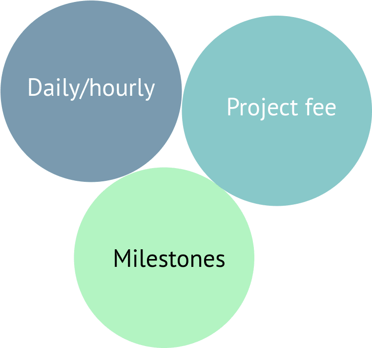 how much does data science project cost payment methods min
